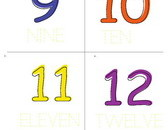 numbers-9-to-12-sheet-3