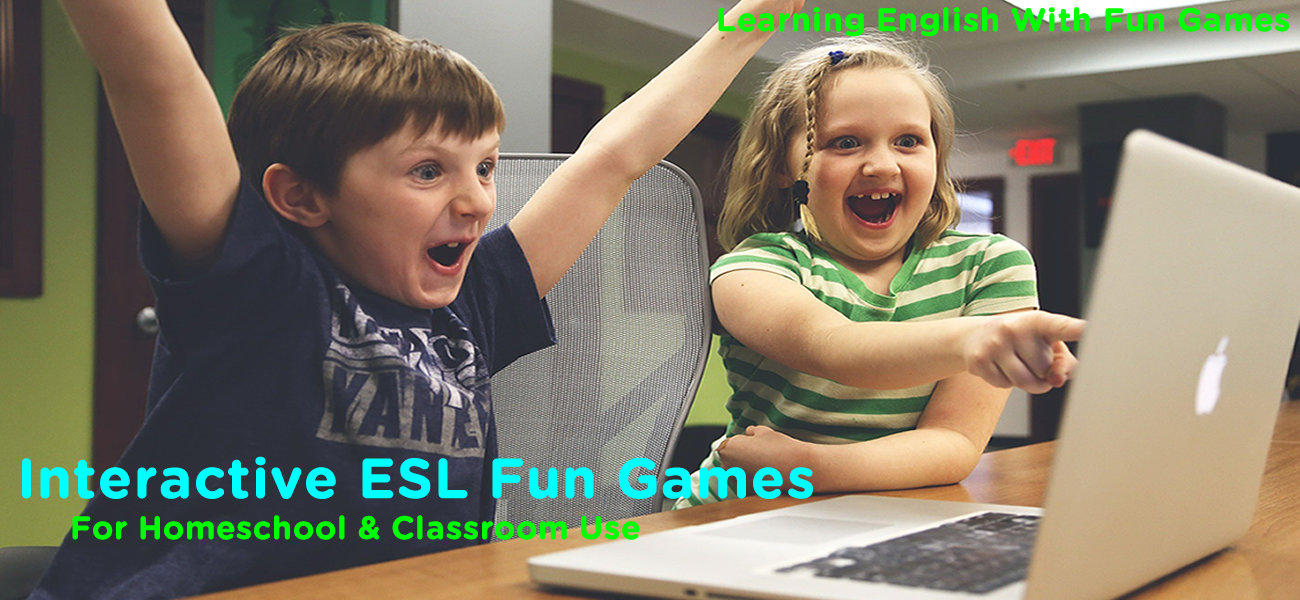english games for kids online