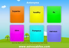 Antonyms 1