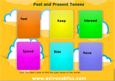 Past Tense 1