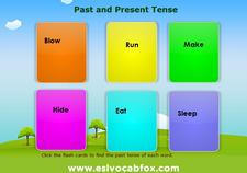 Past Tense 2