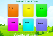 Past Tense 6