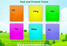 Past Tense 7