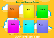 Past Tense 9