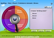 Pets, Plurals, Prehistoric Animals