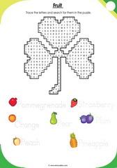 Fruits Puzzle 3