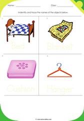 House Household - Bedroom 1