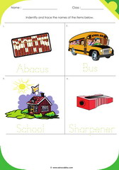 School Vocabulary 2