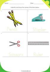 School Vocabulary 3
