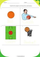 Sports - Basketball 1