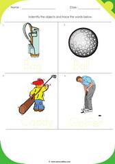 Sports - Golf