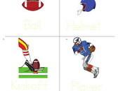 football-vocabulary-sheet-1